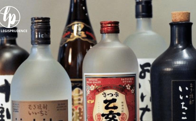 JAPAN- ALCOHOLIC BEVERAGESCASE