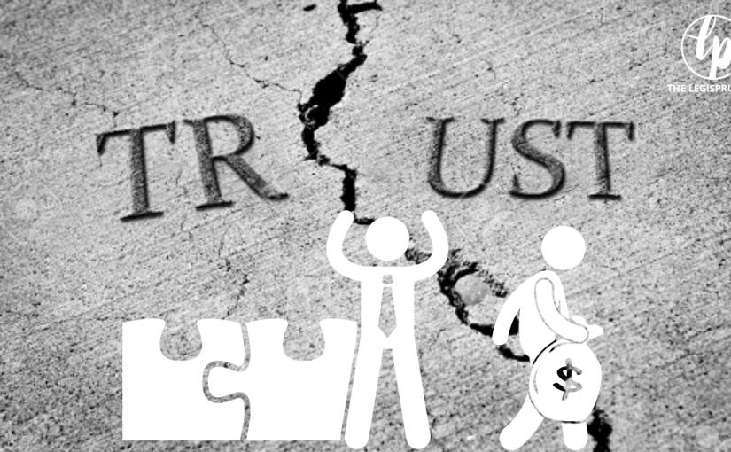 BREACH OF TRUST IN HOSTILETAKEOVERS